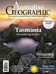 Australian Geographic May - June 2016