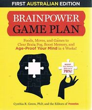 Brainpower Game Plan - Cynthia R Green