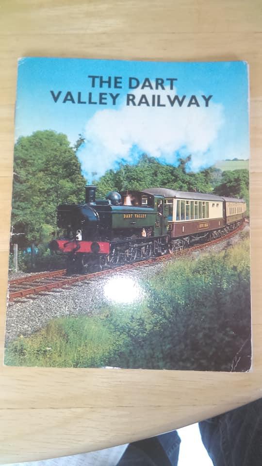 The Dart Valley Railway
