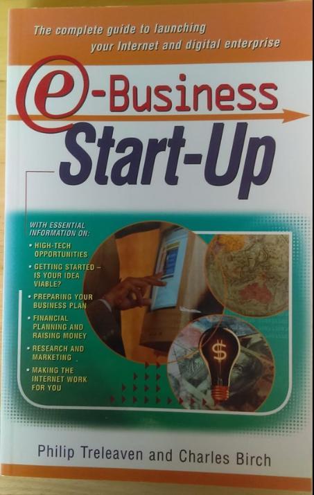 E-Business Start-Up