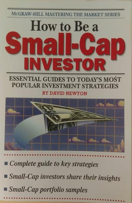 How To Be a Small Cap Investor