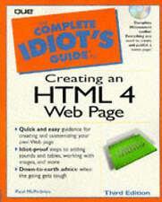 Creating an HTML 4 Web Page