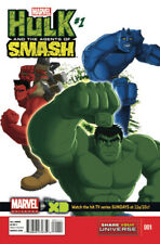 Marvel Hulk and the Agents of Smash - Comic