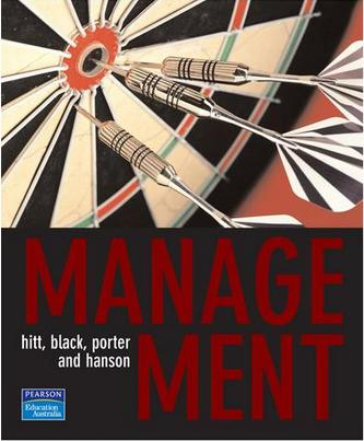 Management - Hitt Black and Porter Hanson