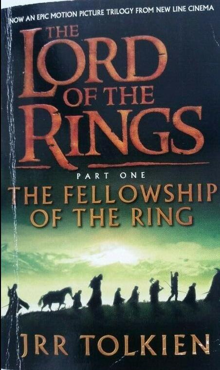 The Lord of the Rings - Part One - The fellowship of the Ring