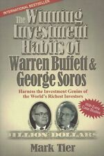 The Wining Investment Habits of Warren Buffett & George Soros