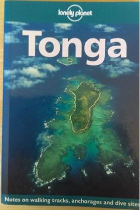 Lonely Planet - Tonga