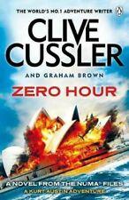 Zero Hour - Clive Cussler
